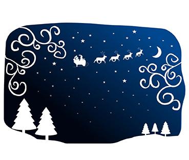 God Jul & Gott Nytt År 2021